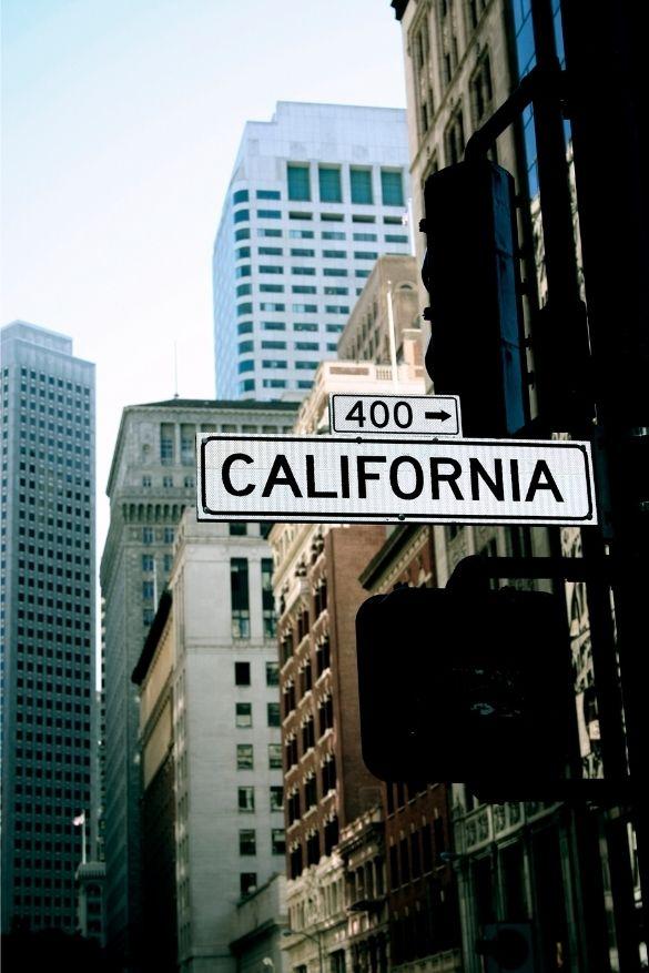 California Vs.The Coronavirus